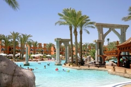 Sharm el Sheikh, Egypte