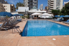 Benidorm Centre - halfpension